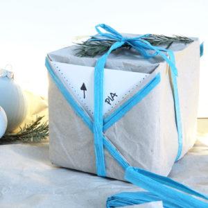 Geschenke nachhaltig verpacken Inspirationen